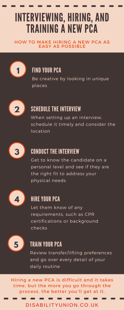 Interviewing, Hiring, and Training a New PCA