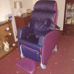Kirton Chair Accessories Maroon Accent Chairs Florien Fife Tilt In Space By Healthcare Buy
