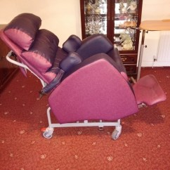 Kirton Chair Accessories Metal Side Chairs Florien Fife Tilt In Space By Healthcare Buy Click To Zoom