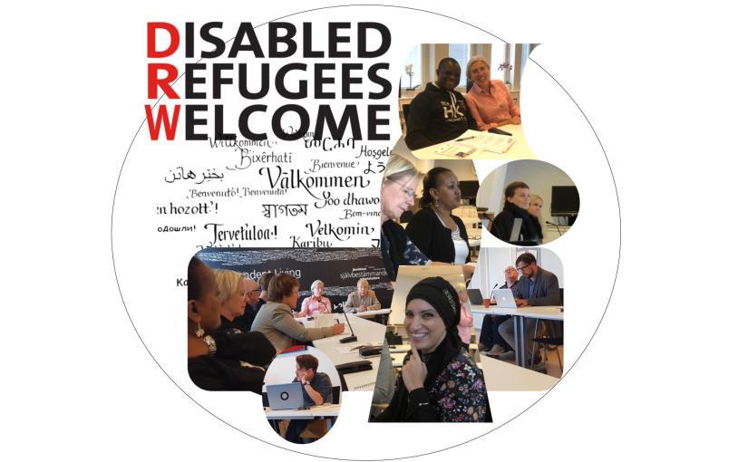DRW teamet bjöd in nyckelaktörer till ett samtal om lösningar
