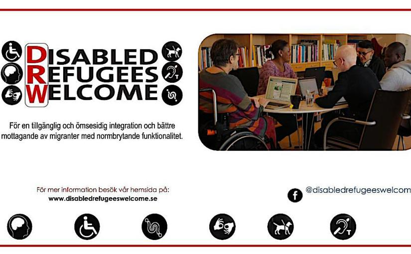Disabled Refugees Welcome held our first roundtable