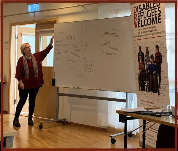 (Svenska) Kunskapsseminarium på Huddinge kommun