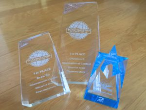 Toastmasters Awards