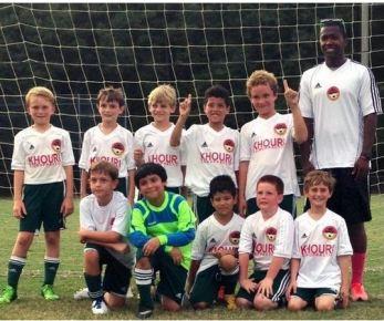 DISA City: Charleston Select Shootout Champions