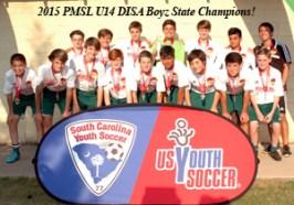 U14Boyz State Champions