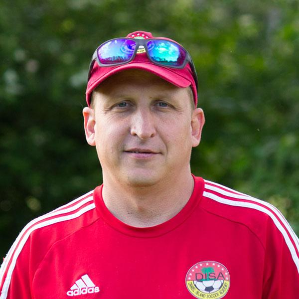 Daniel Island Soccer Academy Coach - Andrew Kirk