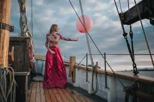 Merereisid ja fotosessioonid Jenny Kruse laeval
