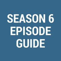 Disappeared: Season 6 Episode Guide