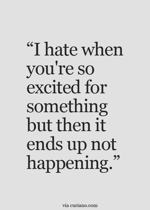 Expectation And Disappointment Quotes : expectation, disappointment, quotes, Disappointment, Quotes