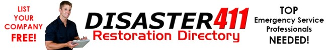 DISASTER411 Restoration Directory