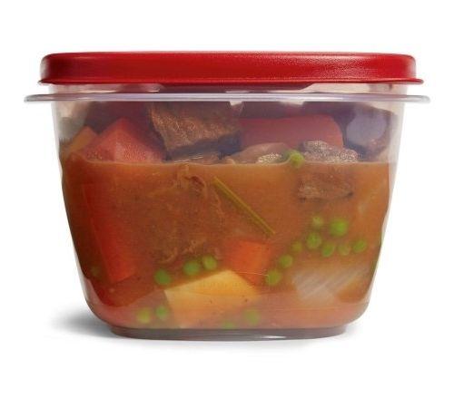 Rubbermaid 40-Piece Easy Find Lid Food Storage Set 1
