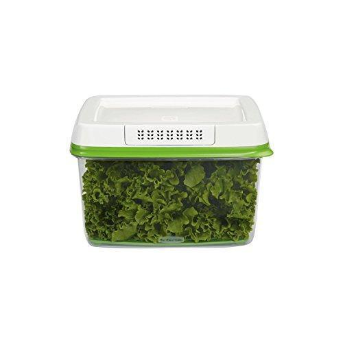 Rubbermaid FreshWorks Produce Saver Food Storage Container, Large, 17.3 Cup, New 7
