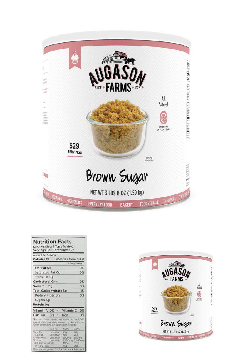 Emergency Food Supplies Augason Farms 108 Servings Storage Survival Bucket MREs 1