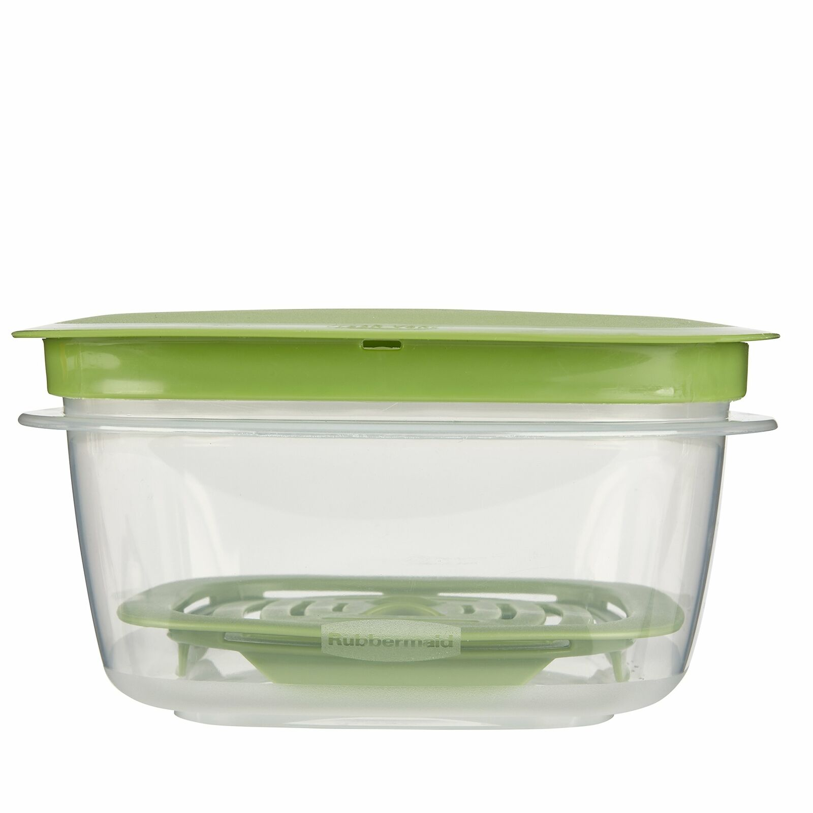 Rubbermaid Produce Saver Food Storage Container, 5 Cup 1776415 1