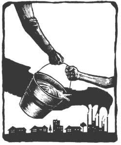 Logo from Louisiana Bucket Brigade. http://www.labucketbrigade.org