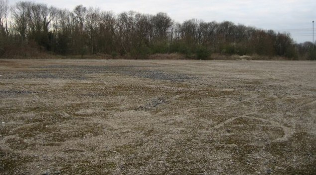 A classic brownfield site. Wikimedia Commons.