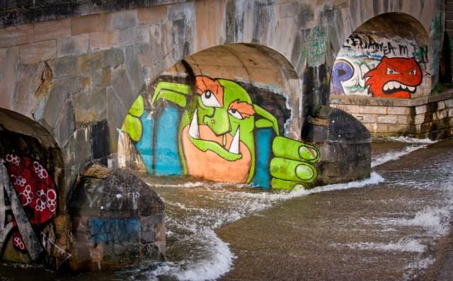 Troll Under Bridge