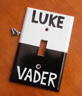 Interruptor GEEK - Star Wars ²