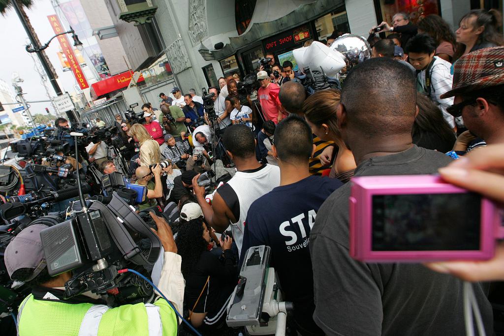 mj media frenzy
