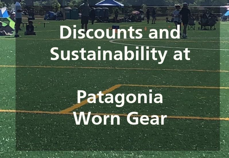 Patagonia Worn Gear