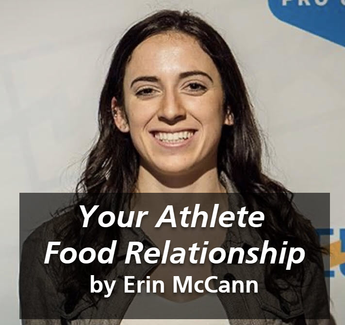 Your Athlete Food Relationship