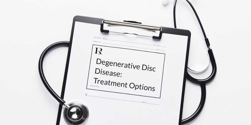 What are the best options for degenerative disc disease