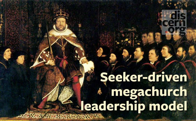 Seeker Driven Leadership Model