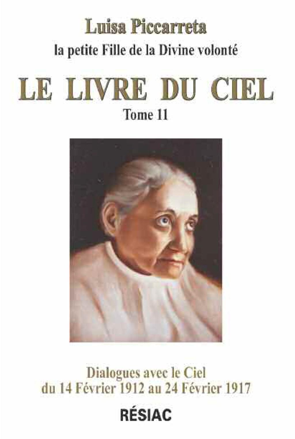 Luisa Piccarreta - Le Livre du Ciel - Tome 11