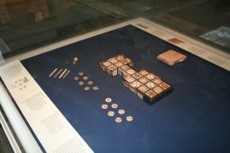 The Game of Ur. An ancient game played in Ur during the time of Abraham. Abraham may have passed the time with a game like this.