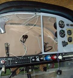 cessna 180 skywagon restoration tailwheel cessna 180 skywagon instrument panel under restoriation tailwheel  [ 2560 x 1920 Pixel ]