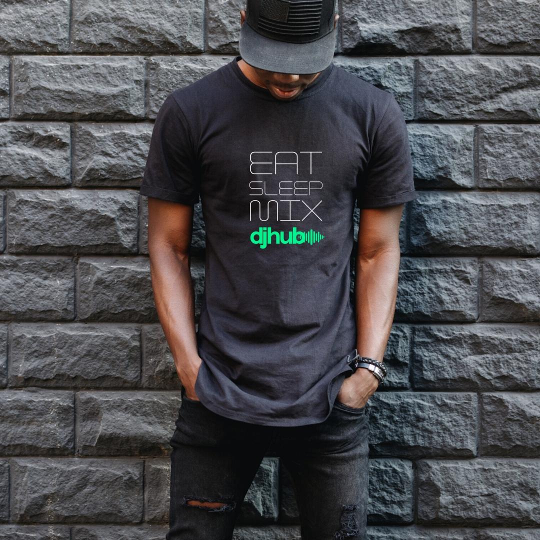 dj t shirt