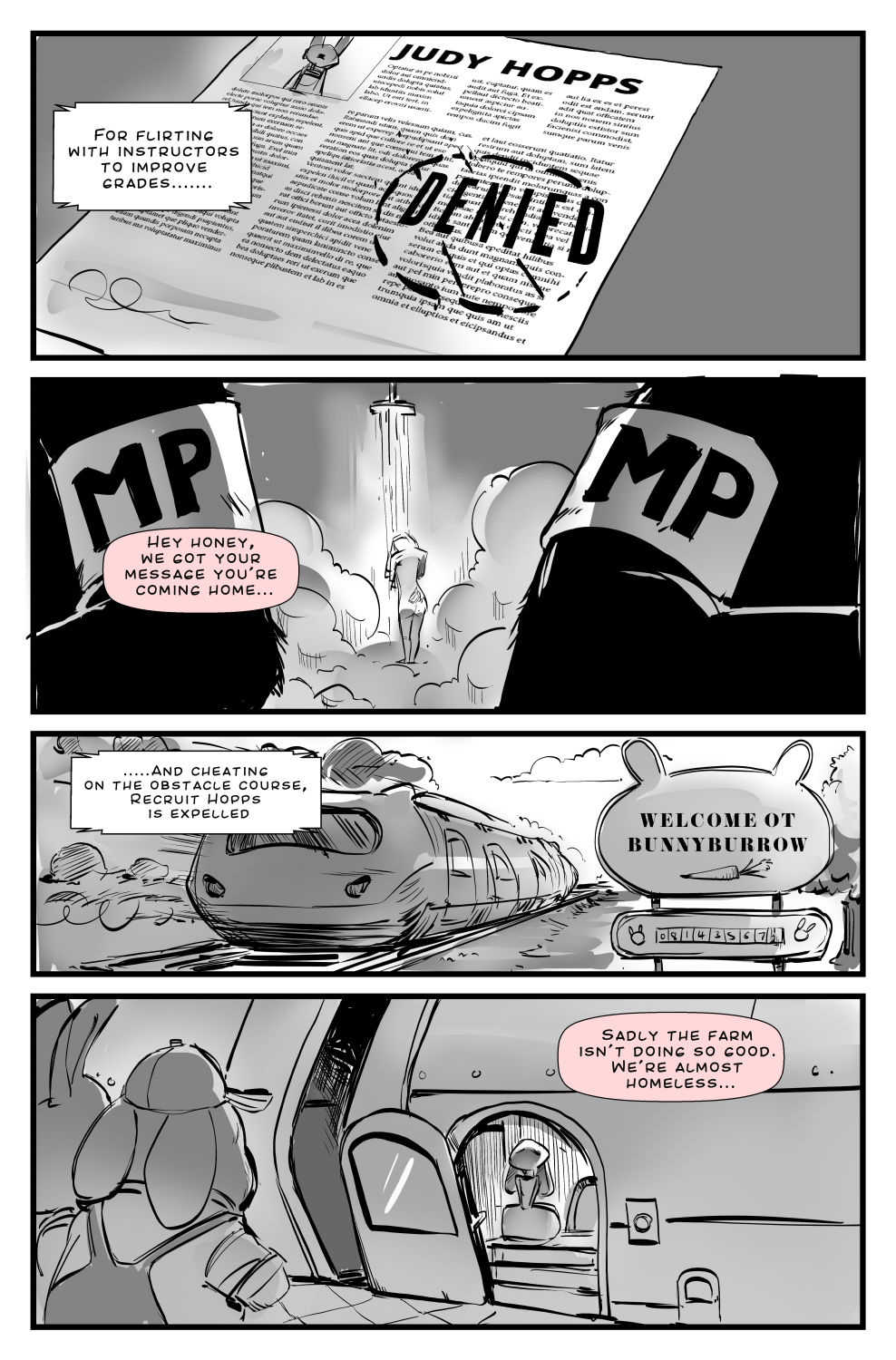 Police Zootality Page 09