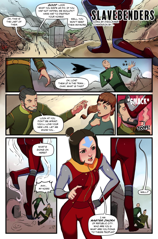 SlaveBender Page 01