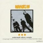 Hanson - Underneath UK Promo