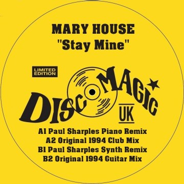 "Mary House ""Stay Mine"""