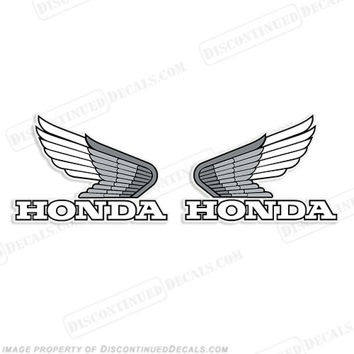 1985 Honda interceptor decals