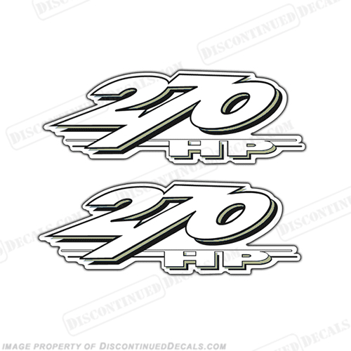 PWC Jet Boat Decals, Page 3