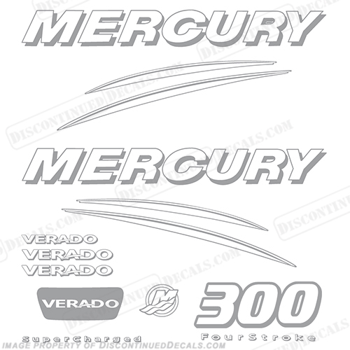 Custom Color Mercury Decals, Page 5