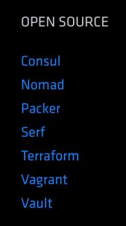 open-source-hashicorp