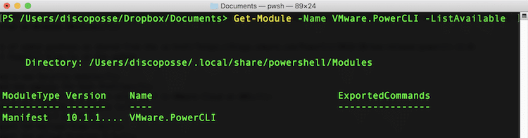 PowerCLI 11 0 is Out – Easy Update and Features Galore