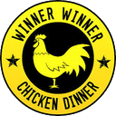 Chicken dinner Discord Emoji Humbaa Gaming