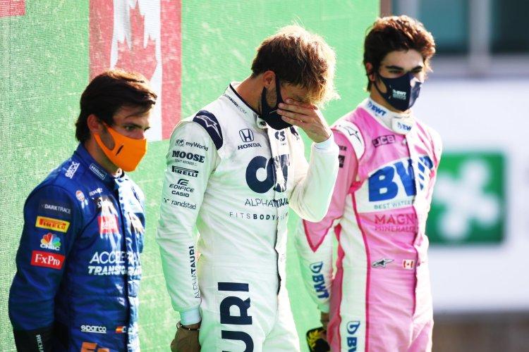 Los 5 mejores momentos de la temporada 2020 de F1