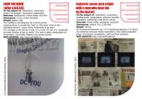 Ian Pritchard - 97096342 - A5 flyer - LHOOQ - Sadverts