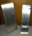 "New Stainless 9"" Acme presser plate"