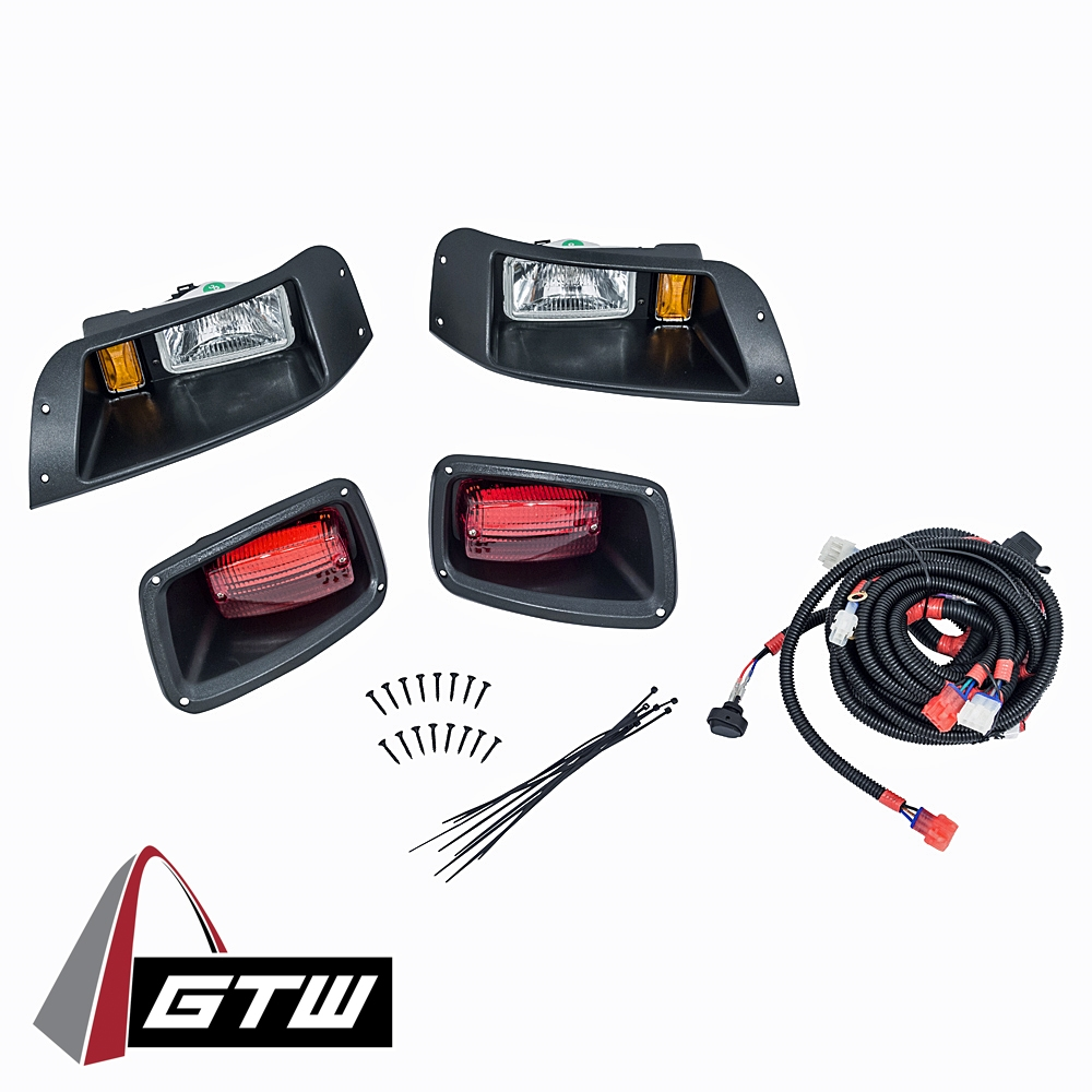 medium resolution of e z go txt gtw light kit years 1994 5 2013