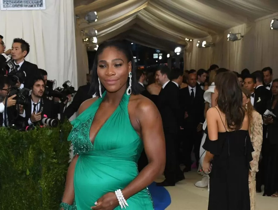 Serena Williams Met Gala 2017