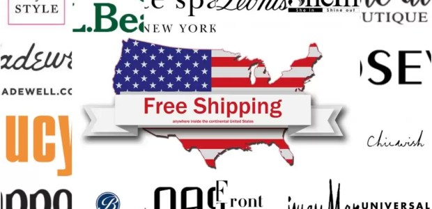 Free Shipping Stores clothing