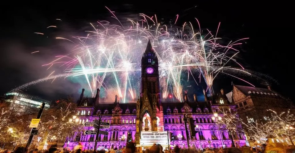 Manchester New Year