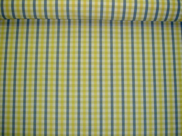 Additional Views Edgar Fabrics Stripe Check Plaid Yellow