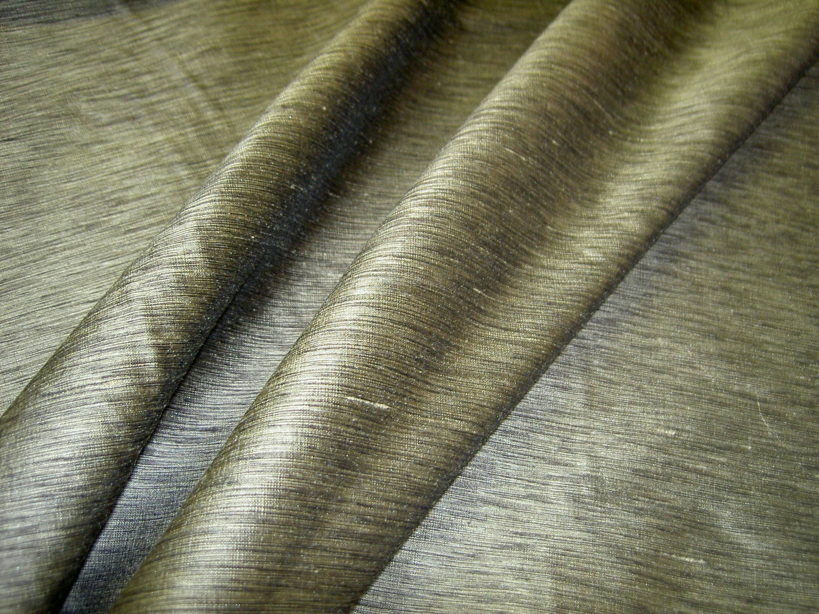 Raw Silk Window Treatment Drapery Home Decor Fabric Indian
